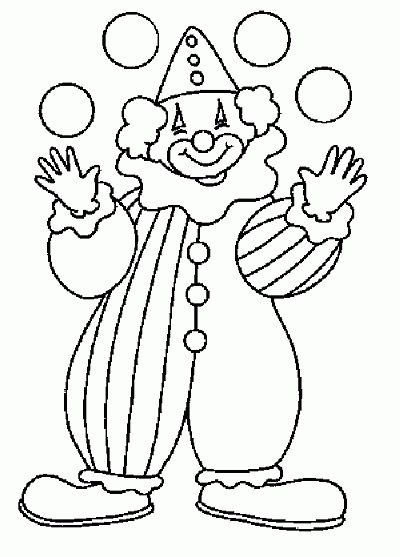 Omalovanky Pre Deticky Album Pouzivateľky Michala Provence Foto 26 Modrykonik Sk Coloring Pages Clown Crafts Circus Crafts