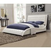Found it at Wayfair - Timmothy Queen Upholstered Bed