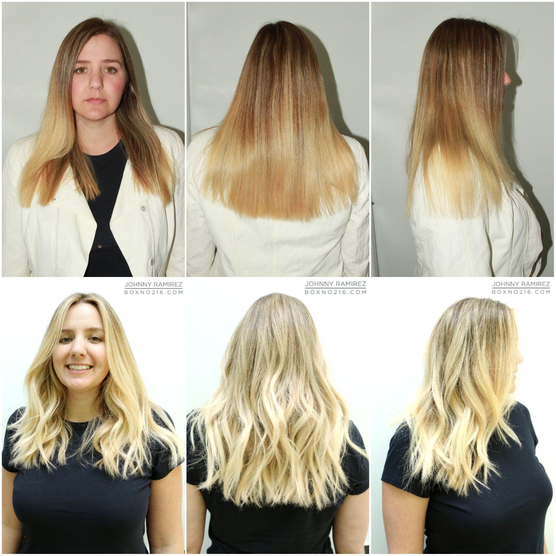 Hair Color By Johnny Ramirez Ig Johnnyramirez1 Ramirez Tran Salon 310 724 8167 Info Ramireztran Com Virtual Hair Makeover Before After Hair Haircut Color