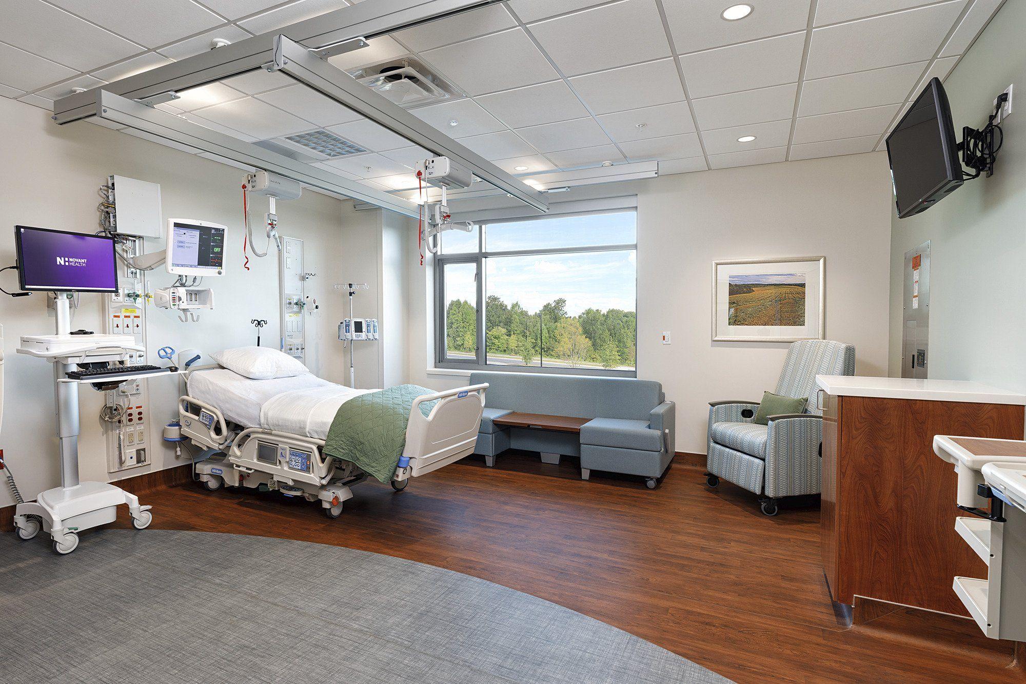 Novant Health Mint Hill Medical Center Healthcare Snapshots In 2020 Hospital Design Medical Center Medical