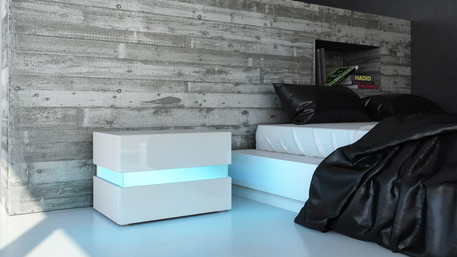 Nachttische, Kommoden und Nachtkonsolen fürs Schlafzimmer ...
