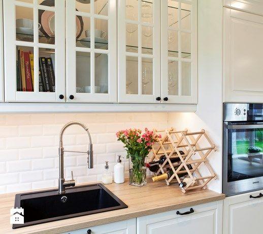 Elegant Pinterest Kitchens with White Cabinets