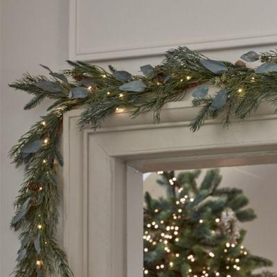 19 christmas decor wreaths & garlands ideas