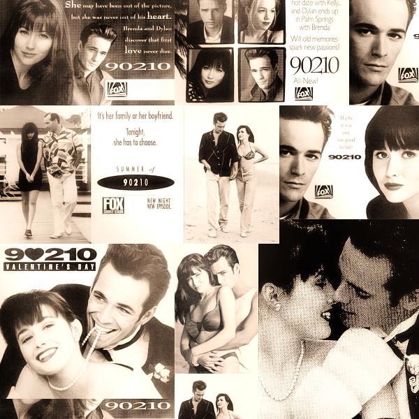 Dylan & Brenda ♥ http://instagram.com/marytribbiani90210 ♥ http://www.facebook.com/theprettywild ♥ http://www.theprettywild.com ♥ http://twitter.com/marytribbiani