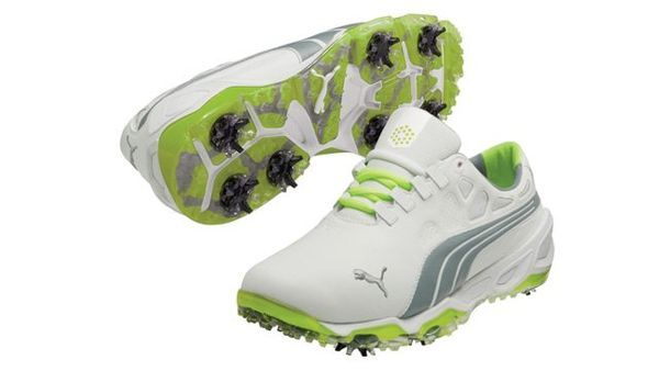These Puma Golf Shoes Provide Maximum Performance & Style on the Green #men #gifts trendhunter.com