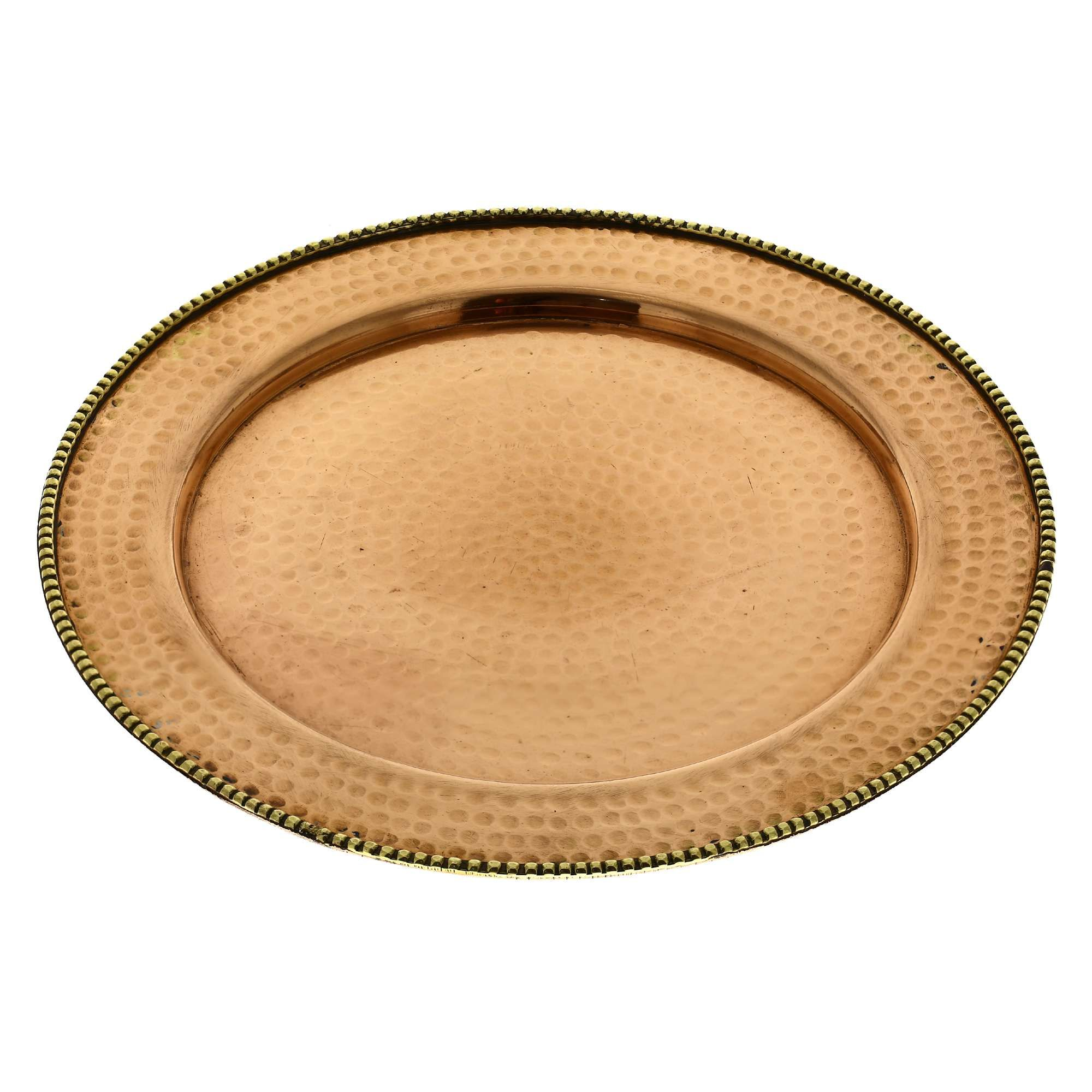 centrepiece for dining table serving tray and platter tava for