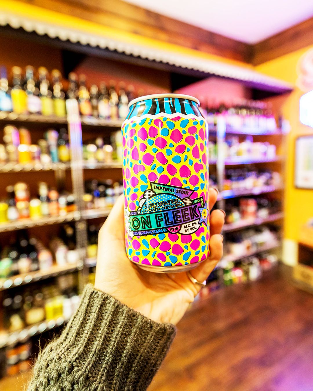 Stock Up On Your Favorite Drinks At Maggie's Bottle & Tail