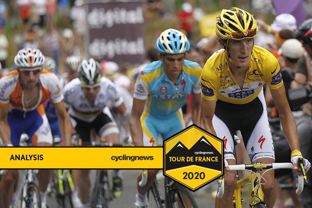 Andy Schleck S Tour De France Favourites Cyclingnews Tour De France Andy Schleck Tours