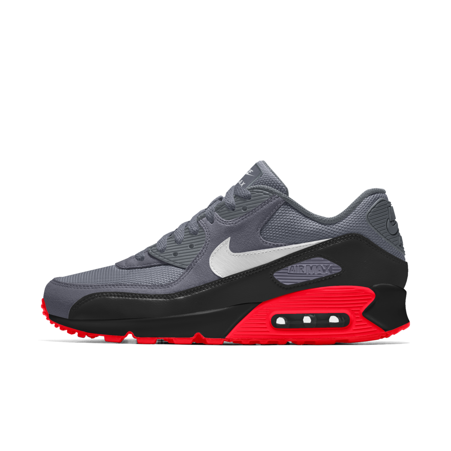 online store 6d9c6 bf73b Nike 90 iD Shoe   Nike   Pinterest   Air max, Air max 90 and Trainers