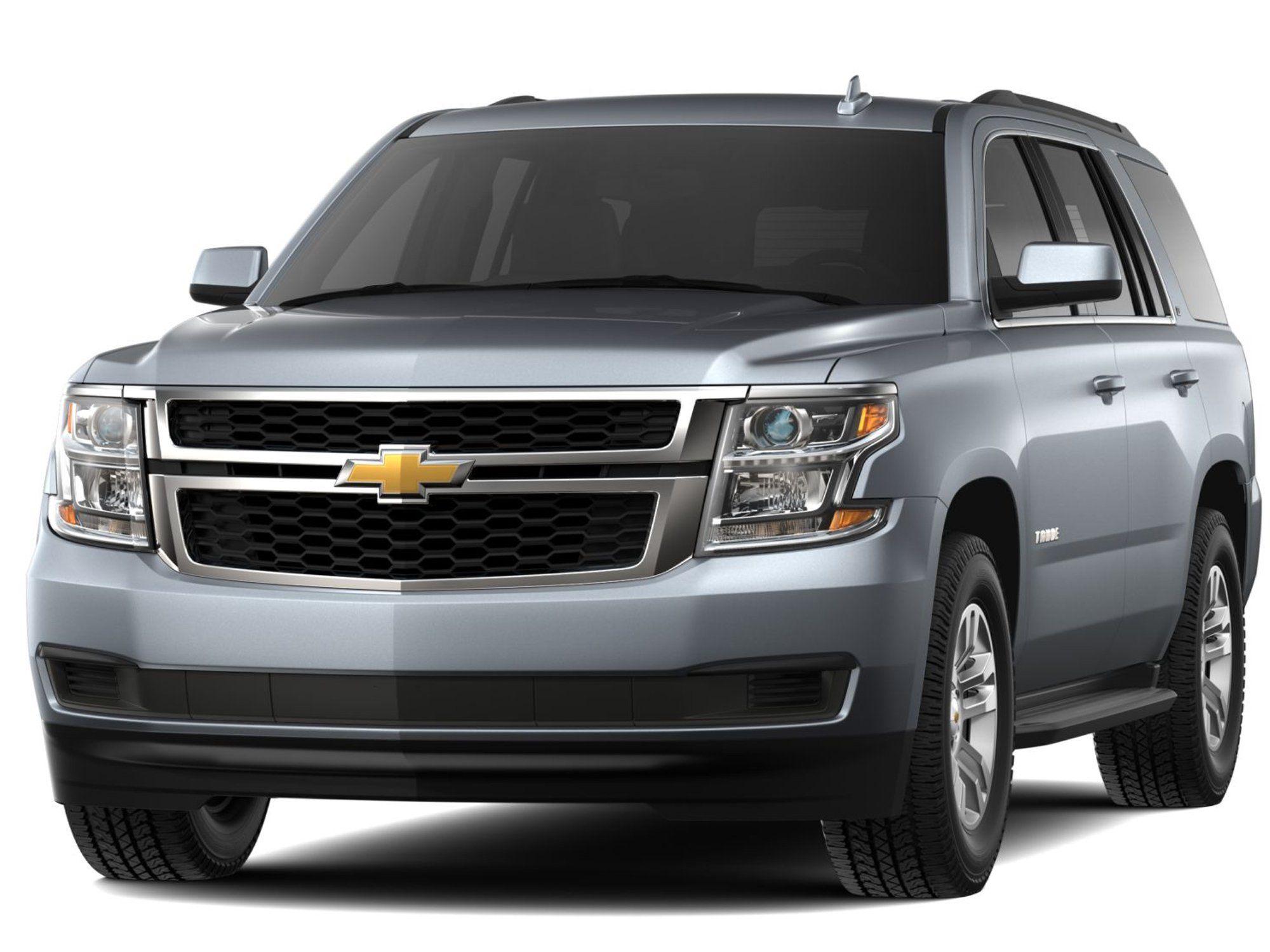 2019 Chevrolet Tahoe Exterior Colors Gm Authority