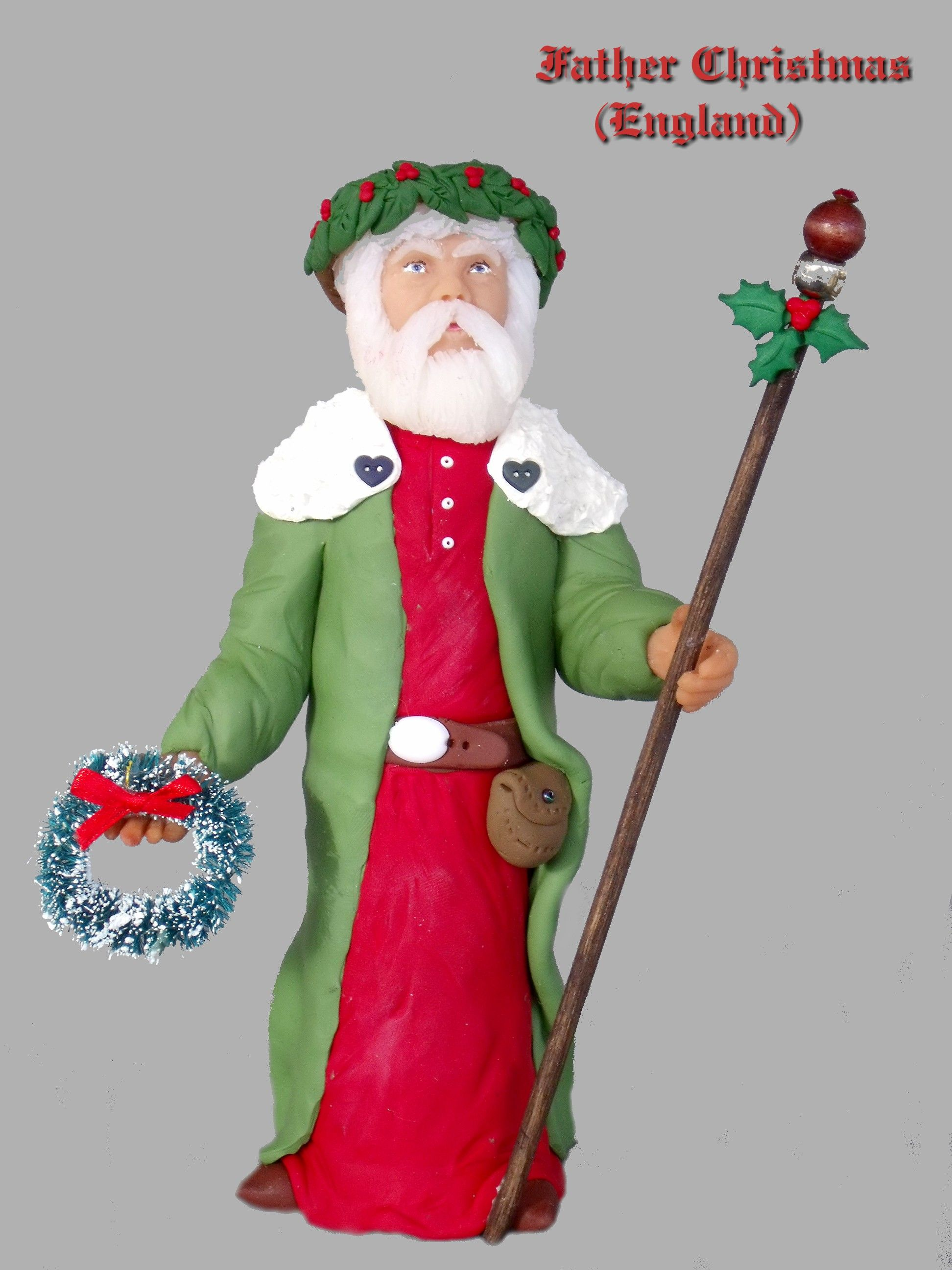 Father Christmas England Sold At City Village Bethlehem PA 11 30 2013