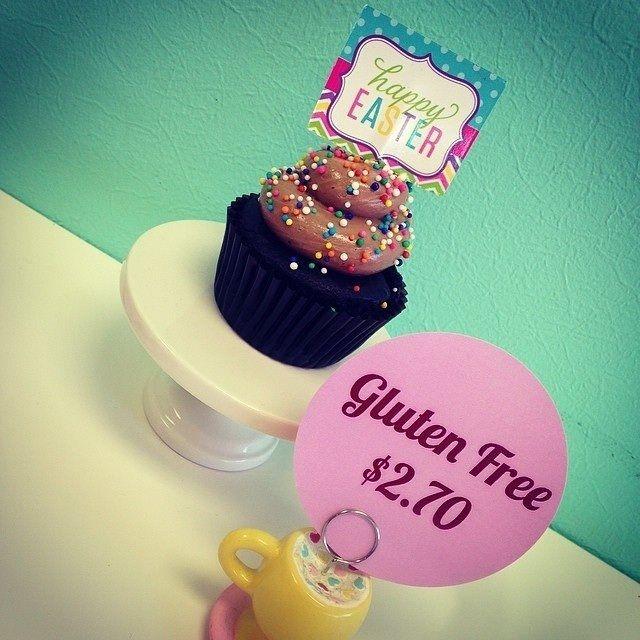 Lu Cupcakes: Cupcake de cenoura com gotas de chocolate e