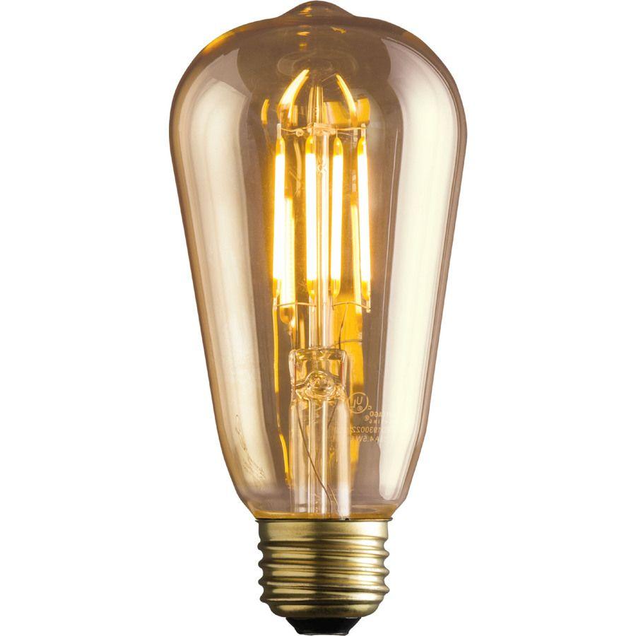 Kichler Lighting Vintage 35Watt 60W Equivalent 2200K Medium Awesome Kitchen Light Bulbs Decorating Inspiration
