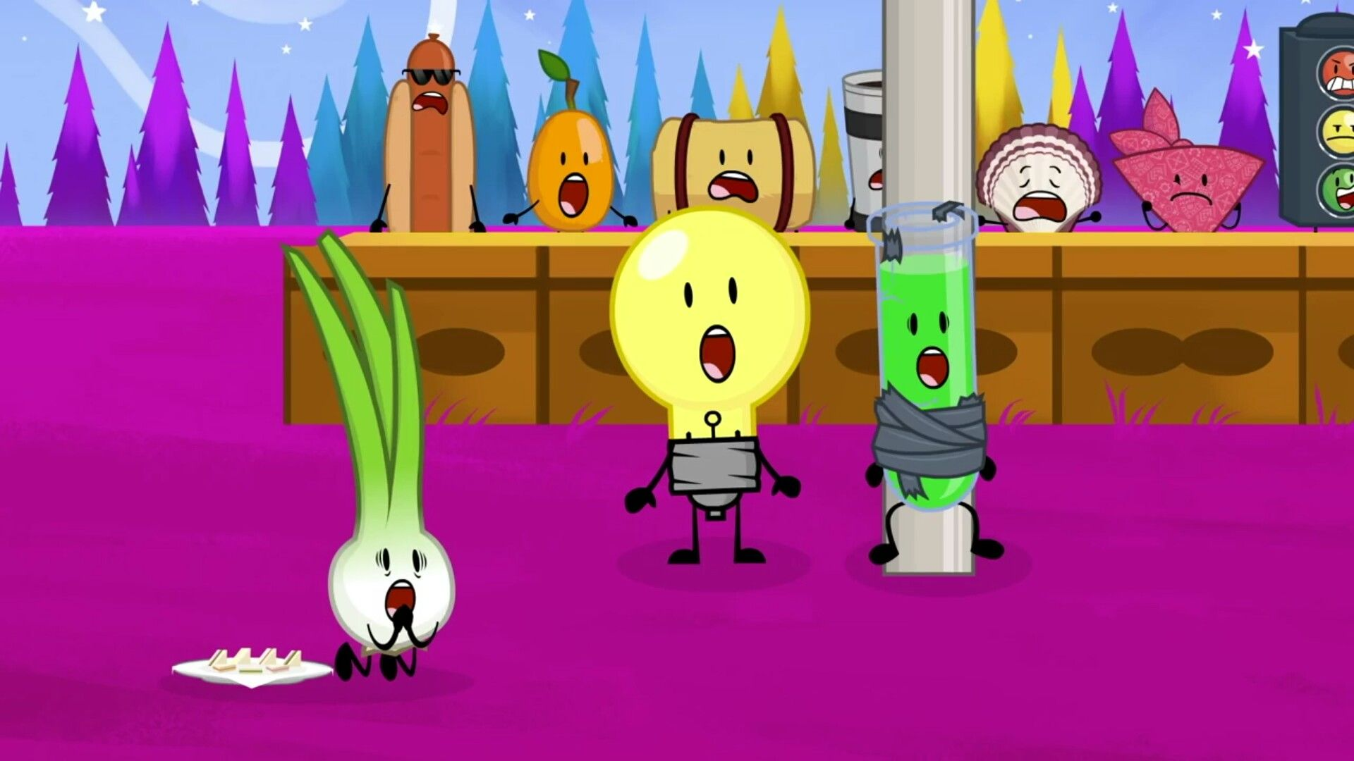 Pin By Boogie On Inanimate Insanity And Bfdi Art Artwork Object