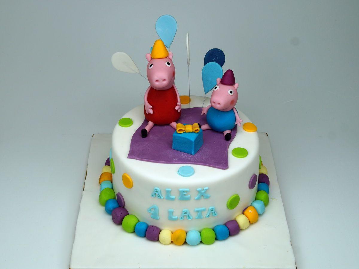 Peppa Pig Birthday Cake London httpwwwpinkcakelandcouk peppa