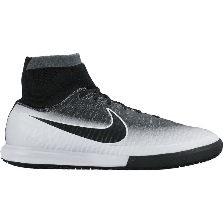 online store e12b2 148a4 ... Nike Magistax Proximo IC Mens Indoor Soccer Shoes White Black 718358  100 Nike SoccerIndoor ...