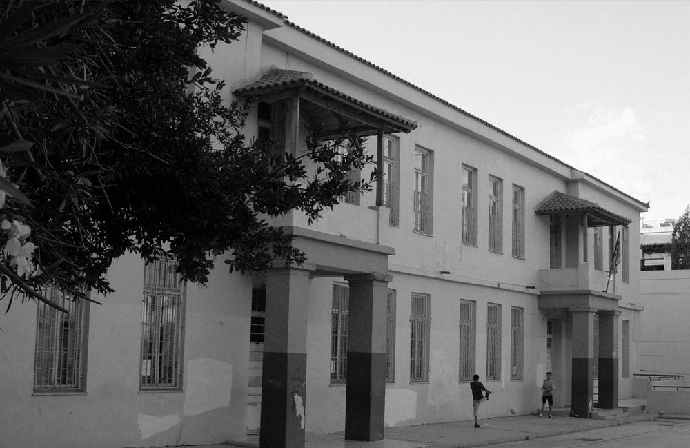 Δημοτικά σχολεία 1ο 2ο 3ο 11.9.2006 photo: George Tzaninis