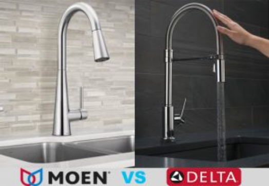 Moen Vs Delta Everything You Need To Know In 2019 Delta