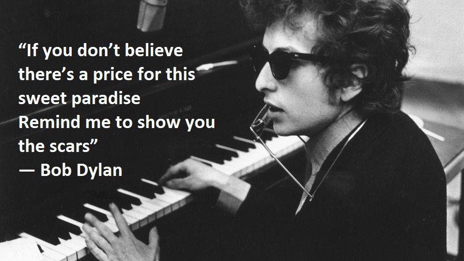 Pin on Bob Dylan