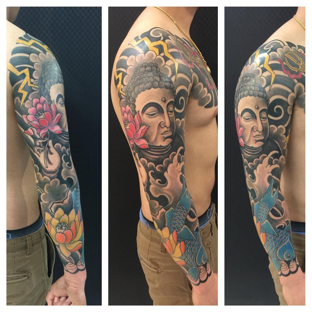 19+ Amazing Buddha tattoo designs simple ideas