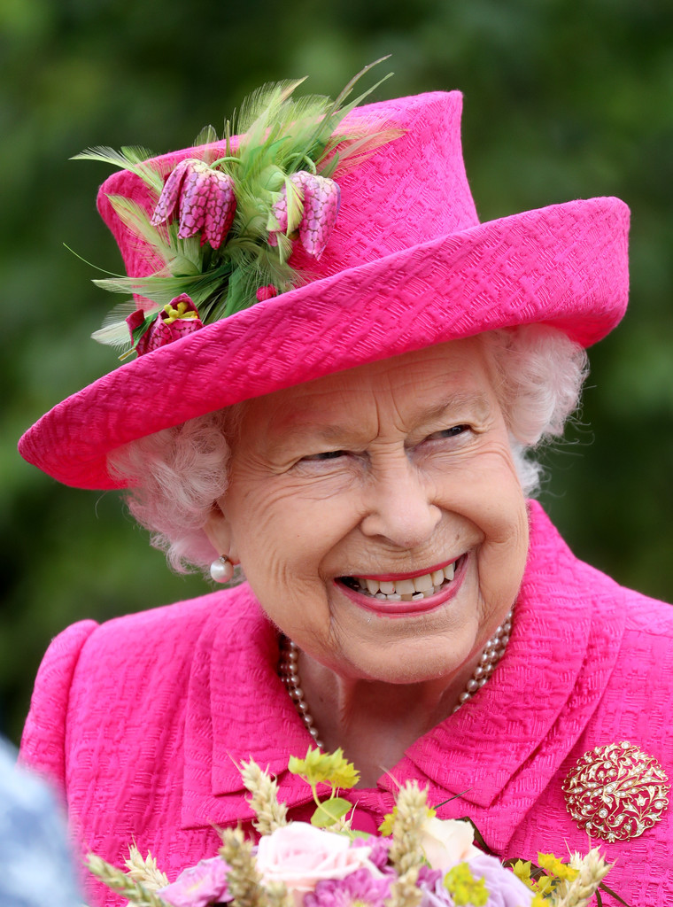 majesty queen elizabeth ii - 760×1024