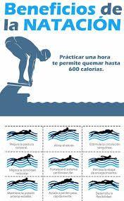 Resultado de imagen para infografia de natacion