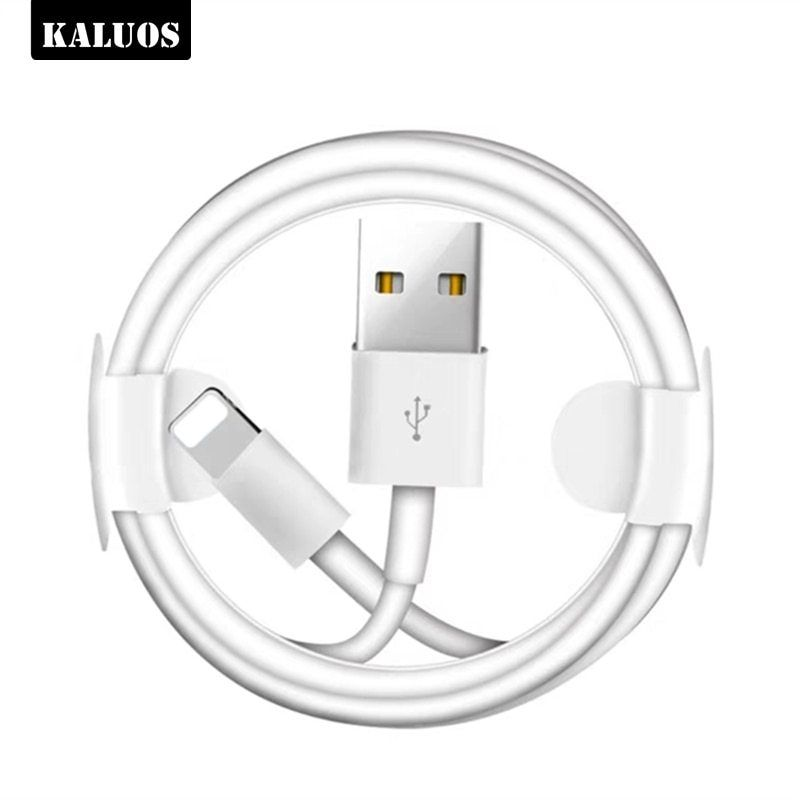 info for 50d53 bb9f5 KALUOS Original USB Data Sync Cable for iPhone 5 5S 6 6S 7 8 Plus ...