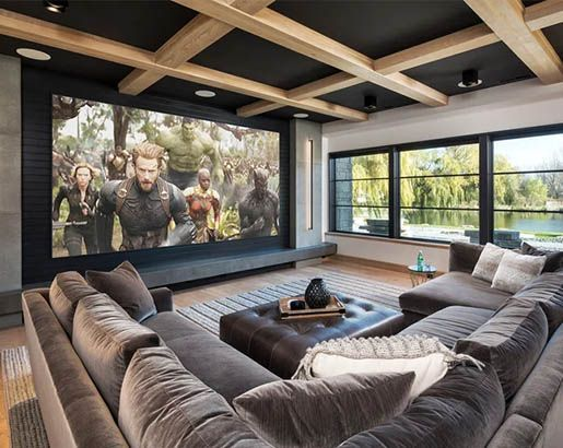 Photo of 31 Home Theater Ideas That Will Make You Jealous –   – #diyhomecrafts #home #hom…