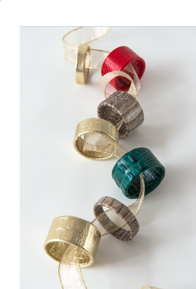 Beautiful #brahmin bangles... perfect to wear or hang on the tree ;)