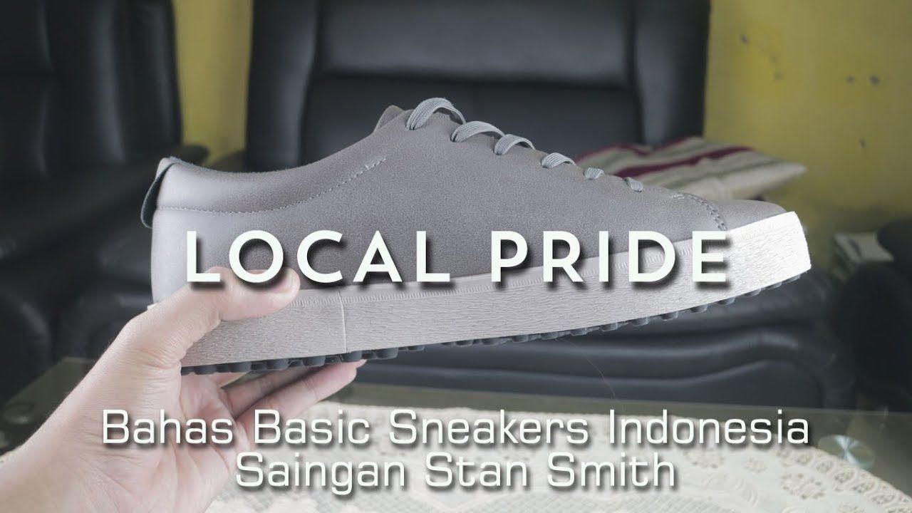 Local Pride Review Basic Sneakers Buatan Indonesia Yang Keren