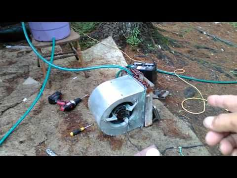 Easy Diy Geothermal Cooling System Youtube Renewable Sources