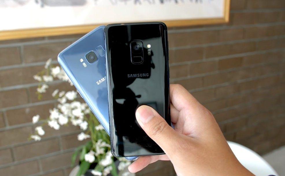مقارنة بين جالكسي S8 وجالكسي S9 من حيث المواصفات والسعر تعرف على الجديد في جالكسي S9 Galaxy Phone Samsung Galaxy Samsung