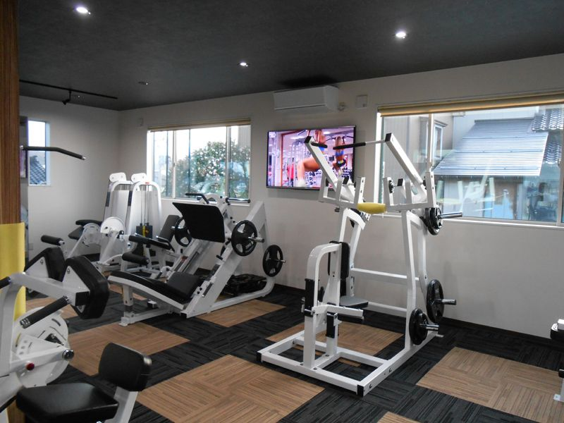 Pin By Pastora Augusta On Gym Dream Home Gym Home Gym No Equipment Workout