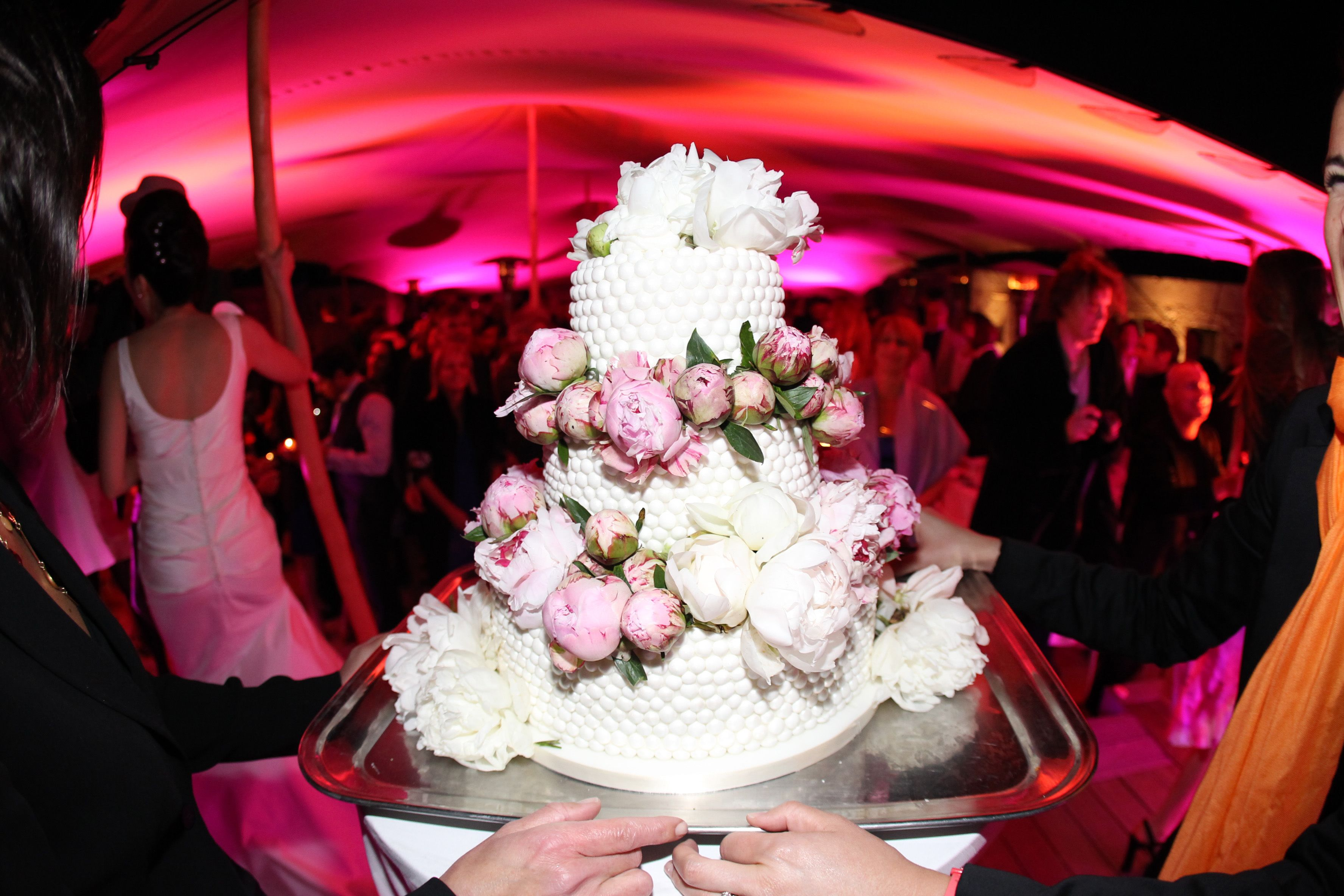 This is a cake cakes fun did for a wedding back in the summer the