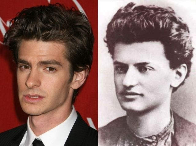 Celebrities And Their Historical Doppelgangers Celebrity Look Alike Celebrities Hollywood Celebrities