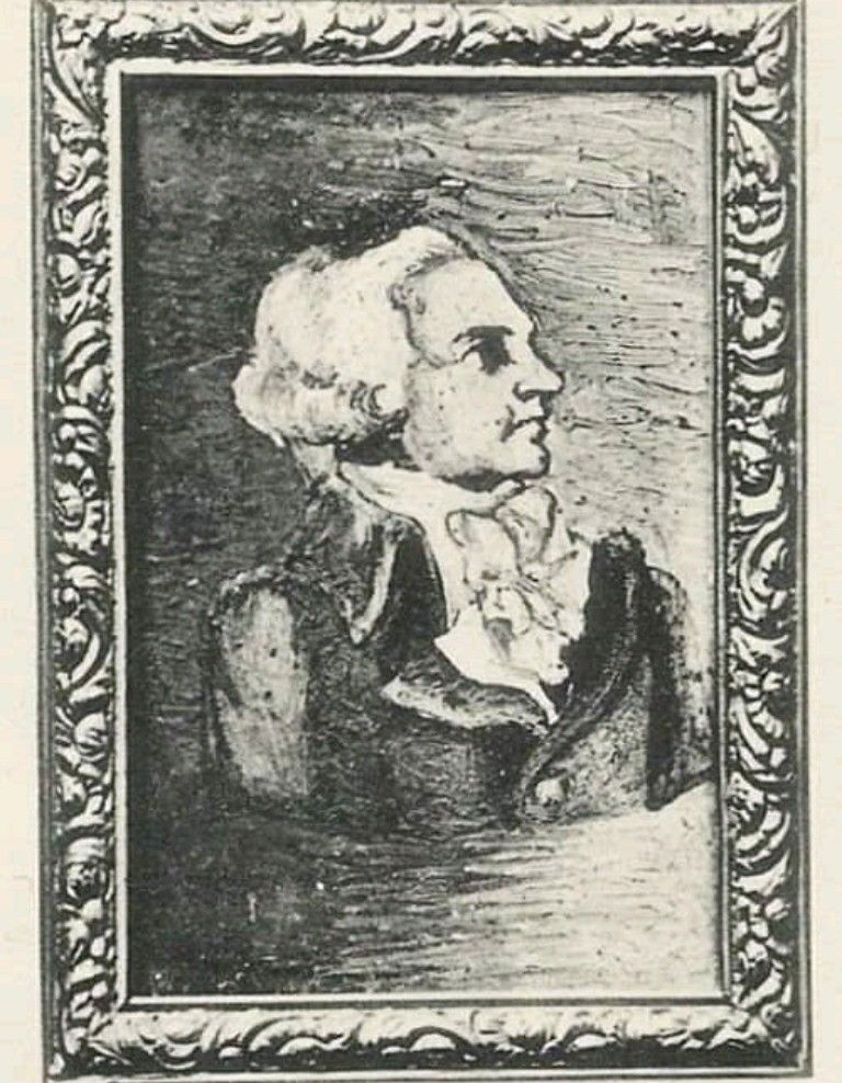 Pin på Maximilien (François Marie Isidore de) Robespierre.