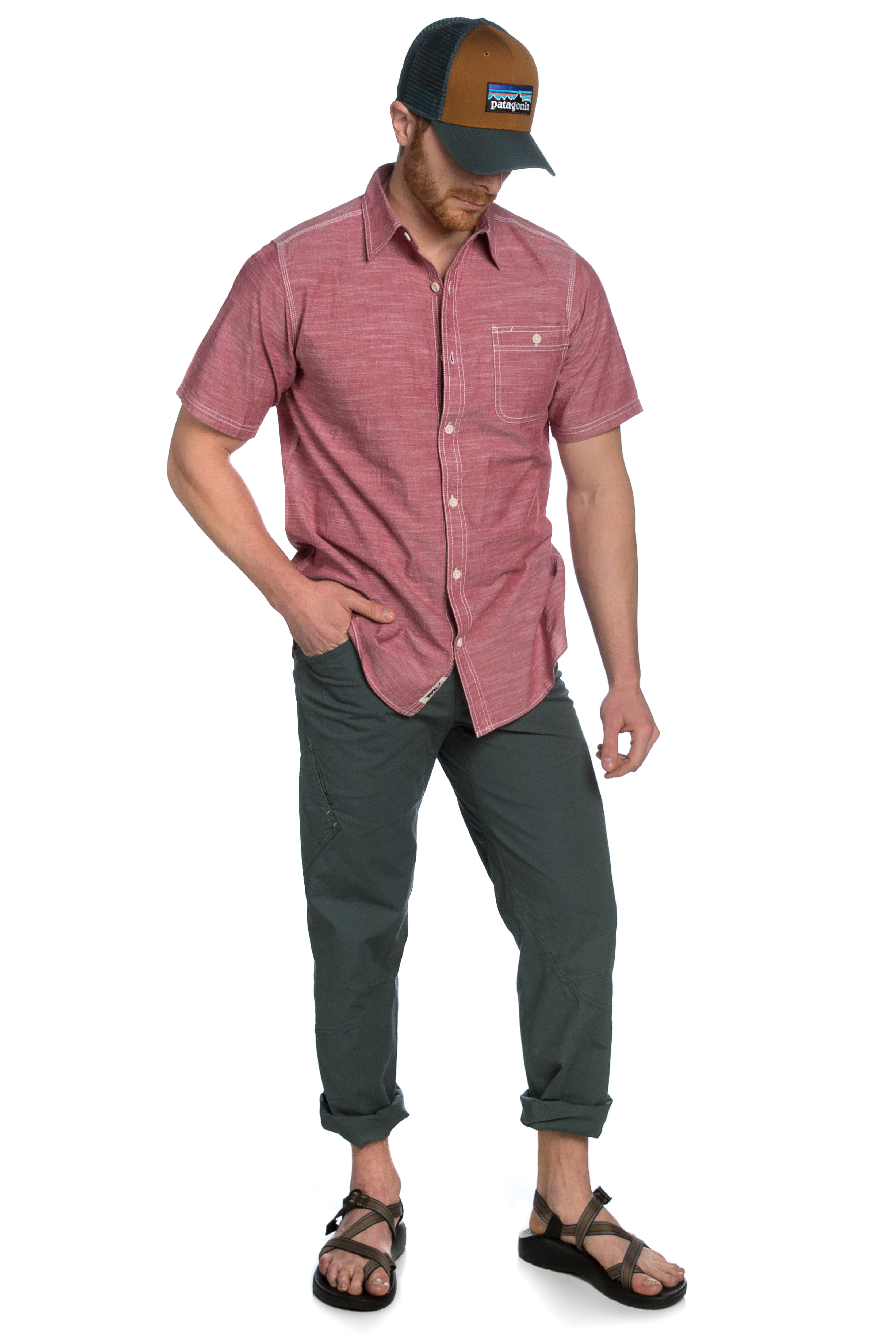 7dad08ad889 Outfit featuring Patagonia Venga Rock Mens Pants