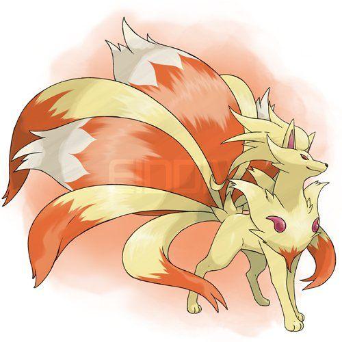 Image - Mega Ninetales MO.png | Fantendo - Nintendo Fanon Wiki ...