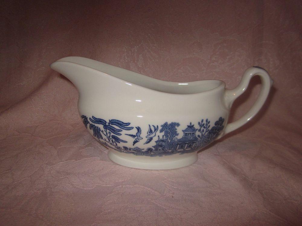 Churchill English Tableware & Vintage Dinner Plate Blue ...