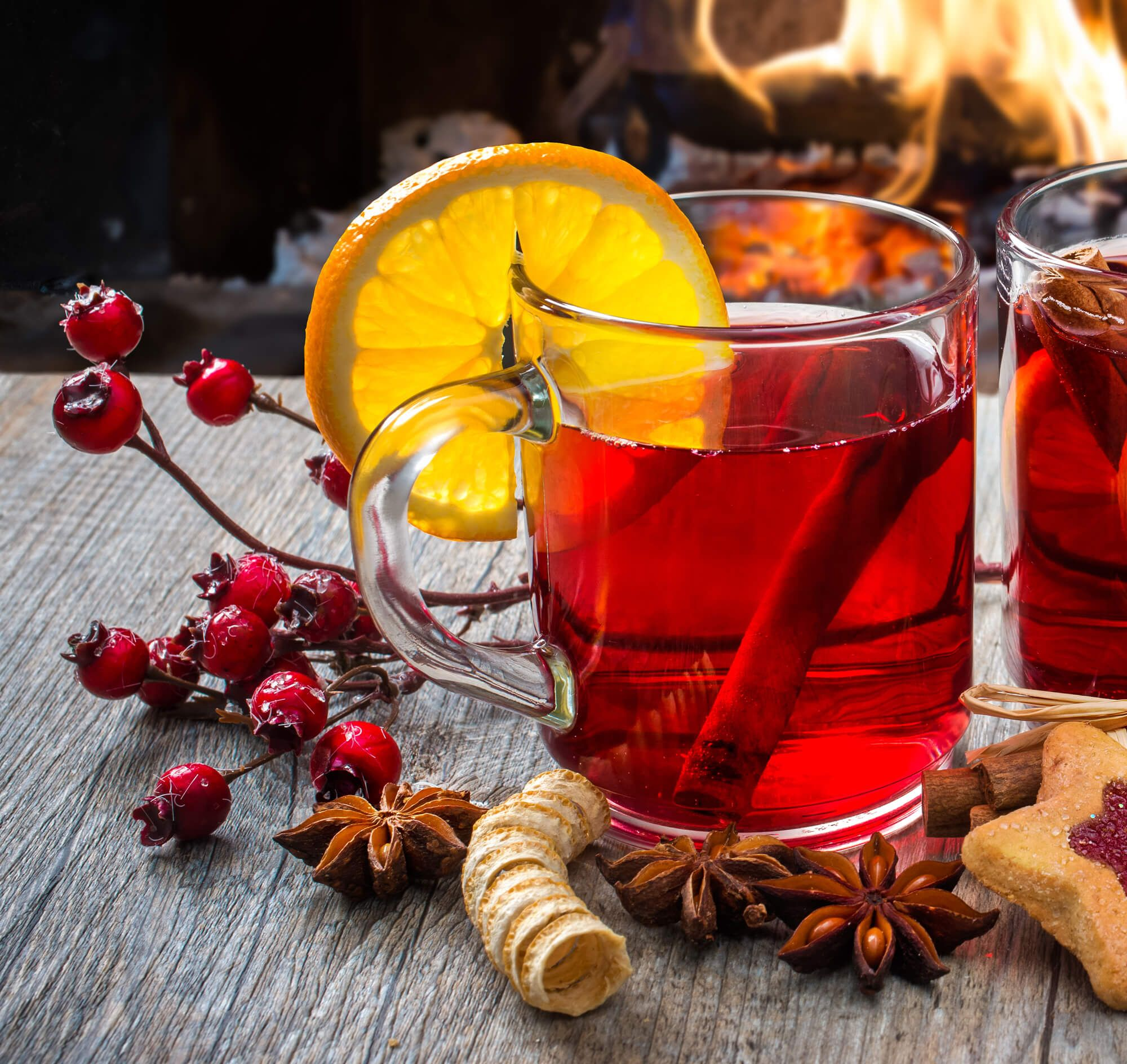 Kinderpunsch German Non Alcoholic Christmas Punch Recipe Christmas Drinks Non Alcoholic Christmas Punch Punch Recipes