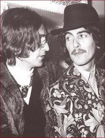 John and George. <3