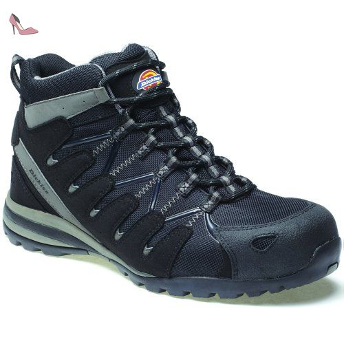 Dickies , Bottes homme - Noir - noir, taille 40 EU - Chaussures dickies (