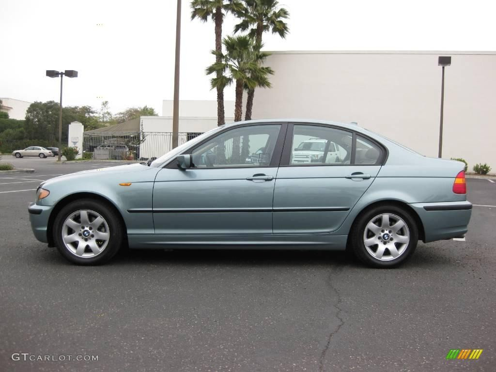 2005 bmw colors 2005 bmw 3 series 325i sedan gray green metallic color