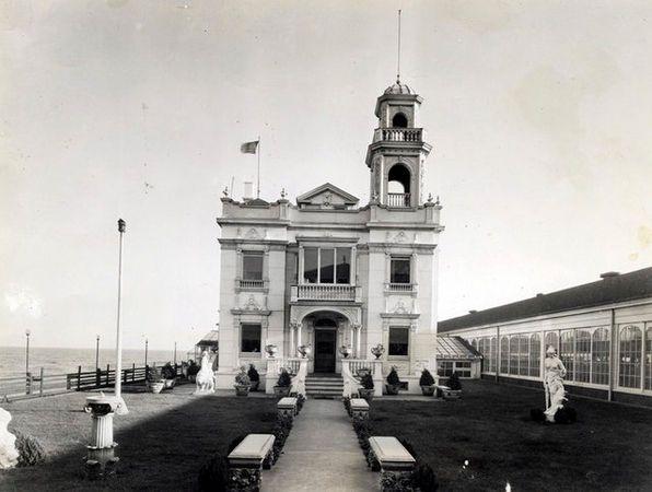 Young Mansion Atlantic City Pier Ferry Building San Francisco Local News Atlantic City