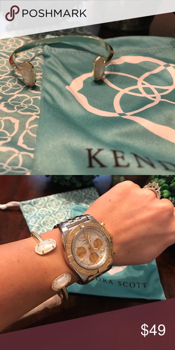 Kendra Scott cuff Gold Kendra Scott Jewelry Bracelets