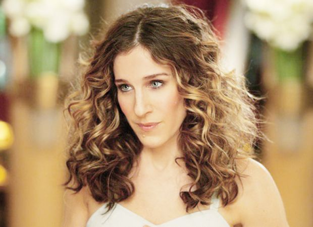 Milk Blush Carrie Bradshaw Hair Sarah Jessica Parker Hair Hair