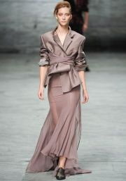 Haider Ackermann Spring 2012 RTW - Review - Fashion Week - Runway, Fashion Shows and Collections - Vogue