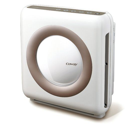 Coway Ap 1512hh Mighty White Air Purifier With True Hepa And Smart Mode Hh Mighty White With Images Air Purifier Purifier Hepa