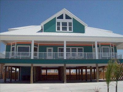 Pensacola Beach House Al The Dolphin Perfect For Weddings Or Family Reunions 9 Bedroom 6 Bath Sleeps 34