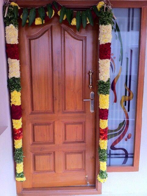 House main door decoration
